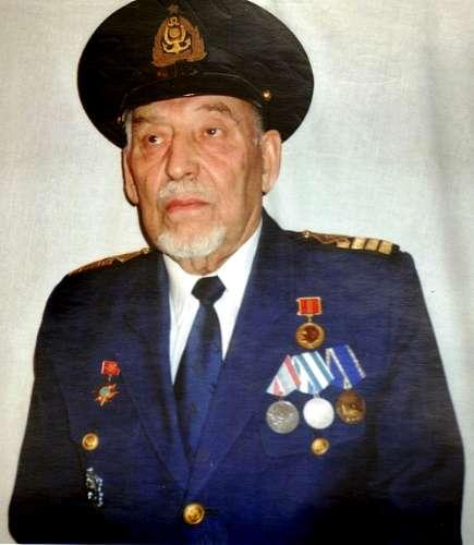 Александр Васильевич Андреев.