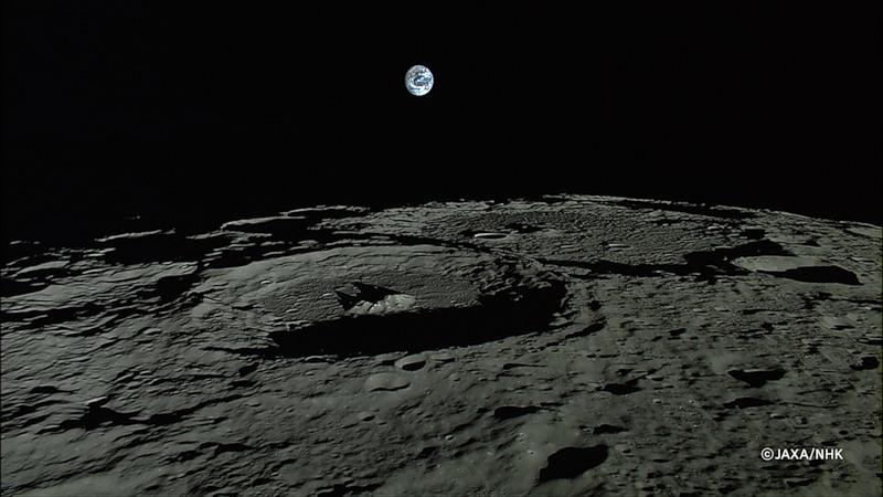 снимки обратной стороны луны высокого разрешения