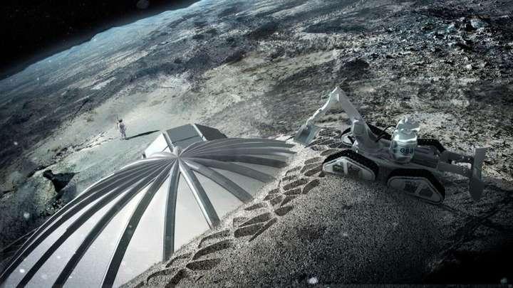 baza na lune