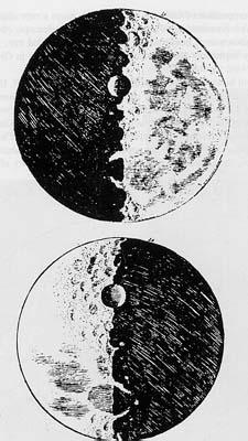 Зарисовки Галилея