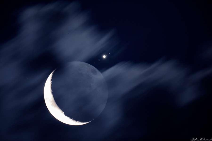 luna i jupiter