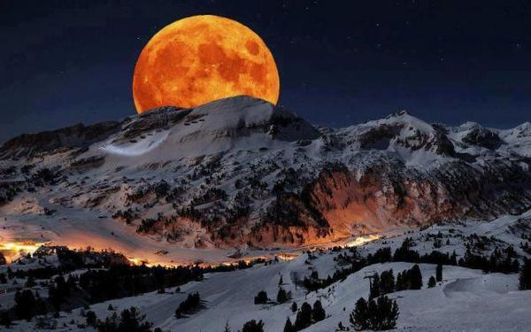luna i zemlya