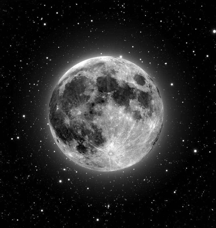 luna i zvezdy