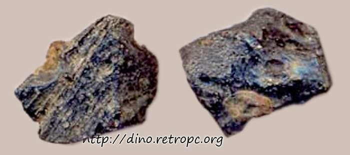 lunny meteorit